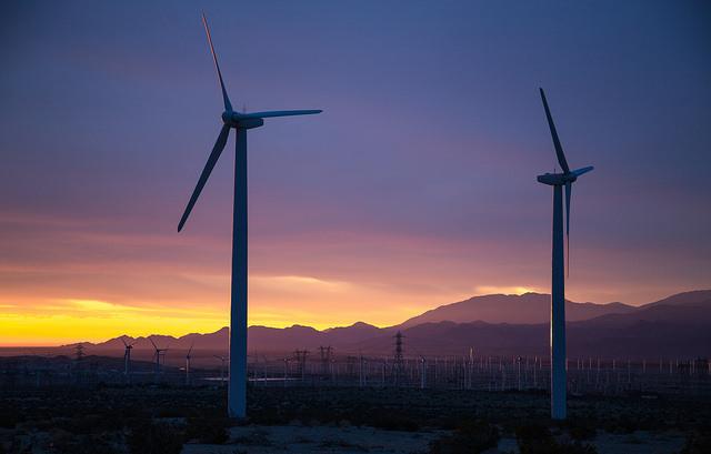 wind turbine community renewable solar co-ownership revenue sharing green clean energy
